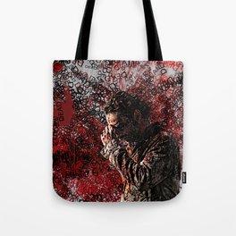 Walking Dead: Rick Tote Bag