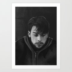 connor walsh Art Print
