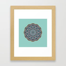 JameYazd Framed Art Print
