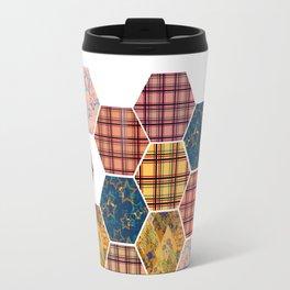 Country patchwork Travel Mug