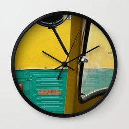 Lucky Ride  Wall Clock