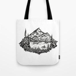 Shucksan Dream Tote Bag