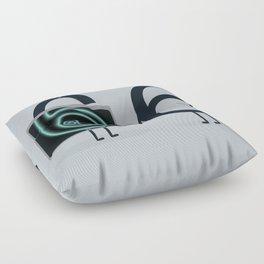 Numerical Horror Story Floor Pillow