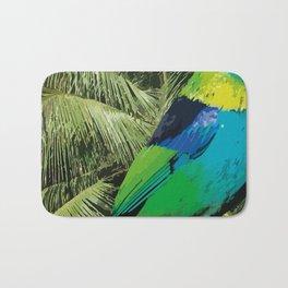 Brasil Tropical Bath Mat