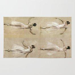 Ballet Girl Rug