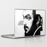 kubrick Laptop & iPad Skins featuring STANLEY KUBRICK by A. Dee