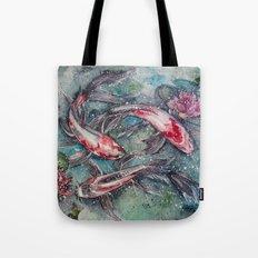 Harmony (Nishikigoi) Tote Bag
