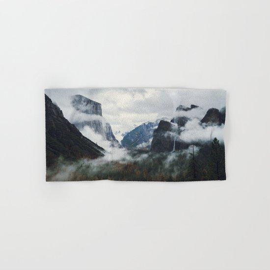Mountain Landscape photography Hand & Bath Towel