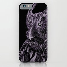 Inverted Horned Owl iPhone 6s Slim Case