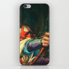 The Young Man from the East iPhone & iPod Skin