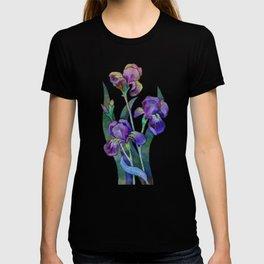 Fantasy Irises T-shirt