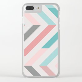 STRPS XVII Clear iPhone Case