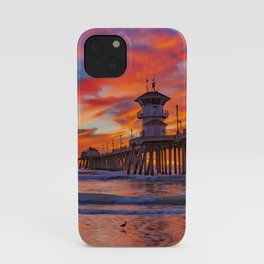 Sandpiper Sunset iPhone Case