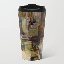 Patches Metal Travel Mug