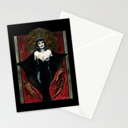 Ana Curra, Mistress of Darkness Stationery Cards