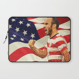 Landon Donovan Laptop Sleeve