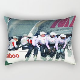 Taboo Rectangular Pillow