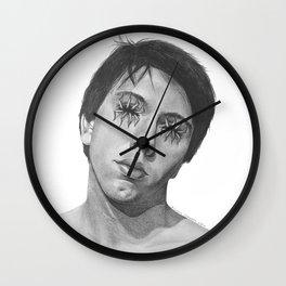 Spiderlegs Wall Clock