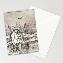 Through the Mist Stationery Cards