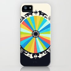 Wolf Talk Slim Case iPhone (5, 5s)