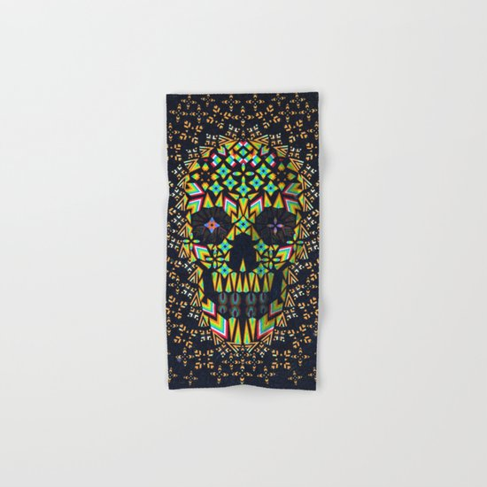 Skull 6 Hand & Bath Towel