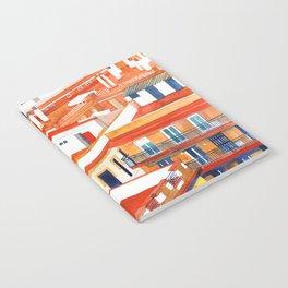 Sevilla Notebook
