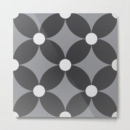 Pattern Tile 2.2 Metal Print