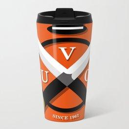 Ultra Violence's Club Metal Travel Mug