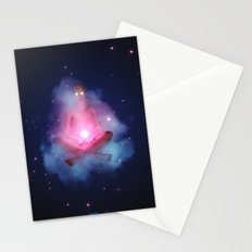 sun offering Stationery Cards
