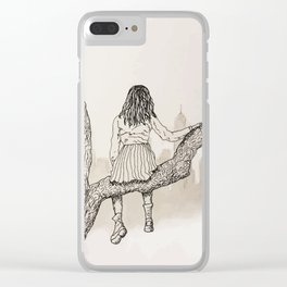 Climb Clear iPhone Case