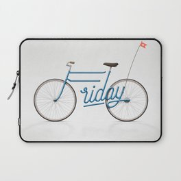 Lovely Friday Laptop Sleeve