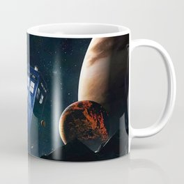 tardis doctor who Coffee Mug