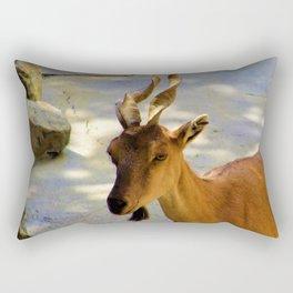 Markhor Rectangular Pillow
