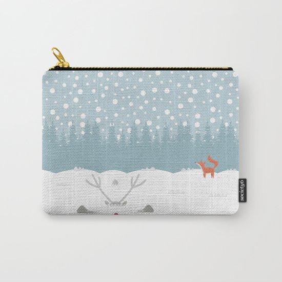 Deep Snow Carry-All Pouch