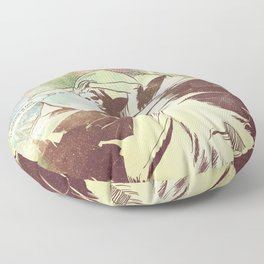 No Turning Back Floor Pillow
