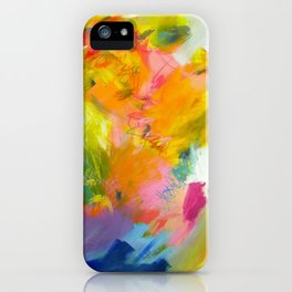 Fearless Love iPhone Case