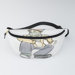 SWAG GAG YOUNG MAN Fanny Pack
