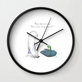 L O V E Y O U R L I F E Wall Clock