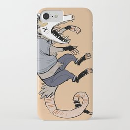 hes dead iPhone Case