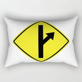 MGTOW Symbol Rectangular Pillow