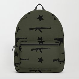 AK-47 Pattern Backpack