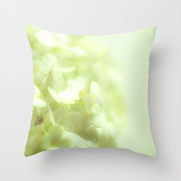 {delicate} Throw Pillow