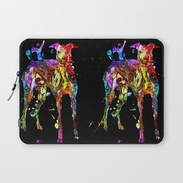 Greyhound Laptop Sleeve