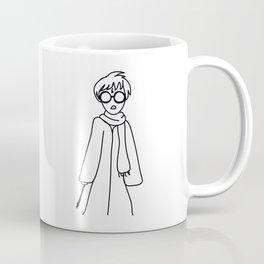 Potter Coffee Mug