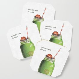 La Cuisine Fusion - Smoothie with Chouriça Coaster