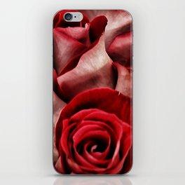 Velvet Roses iPhone Skin