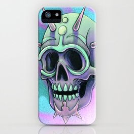 Rath - Skll iPhone Case