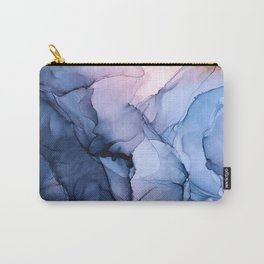 Captivating 1 - Alcohol Ink Painting Carry-All Pouch