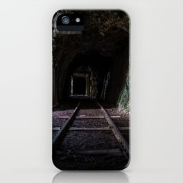 Gold Mine Karanghake iPhone Case