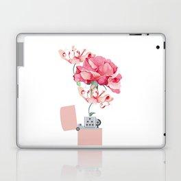 Fire destroys, fire creates Laptop & iPad Skin